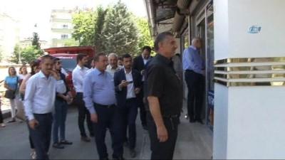 AK Parti'li Mehmet Erdoğan: 'Halkımız, 'dış mihrakların esiri olanlara 'Osmanlı tokadını sandıklarda vuracağız' diyor'