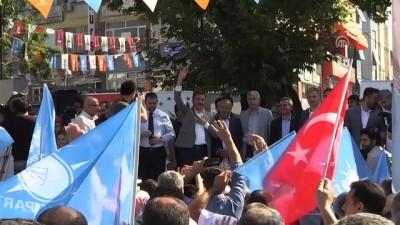 Bakan Tüfenkci: '24 Haziran akşamı yer gök AK Parti olacak' - MALATYA