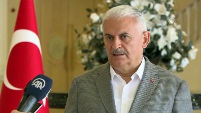 Başbakan Yıldırım: 'Yüksek Seçim Kurulu ülkenin her yerinde gerekli hazırlıkları yapmıştır' - İZMİR