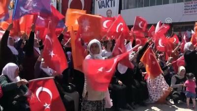 Bozdağ: 'HDP'nin vekil çıkarması demek PKK'nın parlamentoda temsilcilerin olması demektir' - YOZGAT
