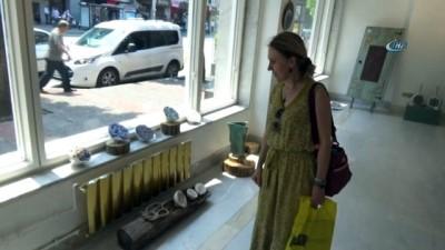 Bursa'nın tarihi güzellikleri çamura yansıdı