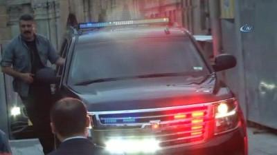 makam araci -  Cumhurbaşkanı Erdoğan, Eyüp Sultan Türbesini ziyaret etti
