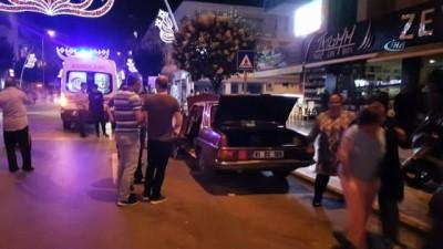 Düzce'de tır sürücüsü 3 otomobil 1 kamyona çarptı... Deprem zanneden mahalleli sokaklara döküldü