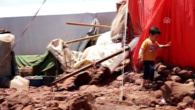 Esed rejiminin Dera'ya saldırıları yeni göç dalgası başlattı - DERA