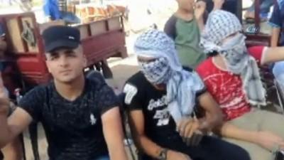 - Gazze'deki Çatışmalarda Dün 206 Filistinli Yaralandı