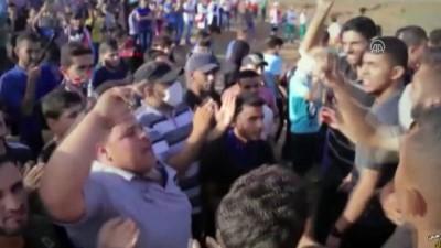isgal - Gazzelilerden Erdoğan'a teşekkür - GAZZE