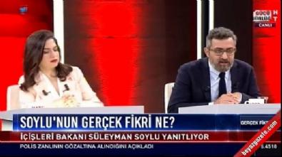 İçişleri Bakanı Süleyman Soylu: darbe gecesi yazışmaları ortaya çıktı