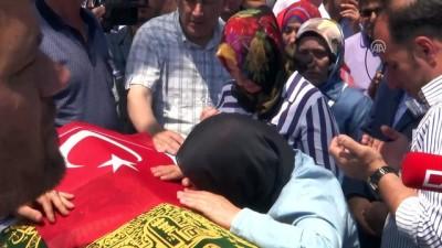 cumhurbaskani - İYİ Parti milletvekili adayı Özyer'in cenazesi defnedildi - SAMSUN