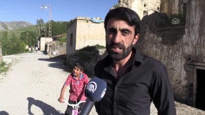 Terörden arındırılan köylerine yeniden kavuştular - VAN