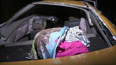 Trafik kazası: 2 yaralı - AFYONKARAHİSAR