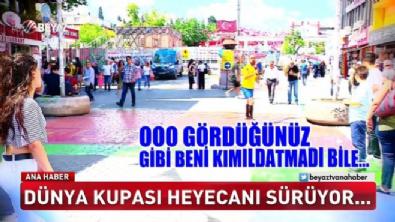 Türkler dünya kupasında kimi destekliyor?