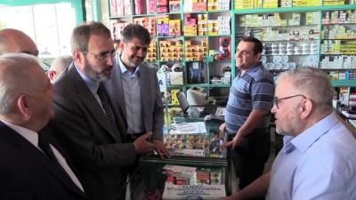 Ünal: 'Demirtaş'ın cumhurbaşkanı yardımcısı yapacağını söyleyen bir akıl terörle mücadele eder mi'' - KAHRAMANMARAŞ