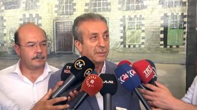 AK Parti Genel Başkan Yardımcısı Eker: 'Bugün millet konuşacak' - DİYARBAKIR
