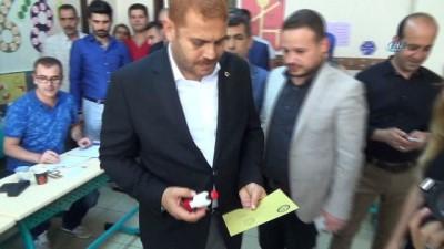 """AK Parti Hatay Başkanı Güler: """"Hatay'a hanım eli değecek"""""""