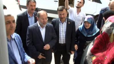 Başbakan Yardımcısı Akdağ: 'Bu seçimin, Cumhuriyet tarihinin en yüksek katılımlı seçimlerinden biri olacağına inanıyorum'