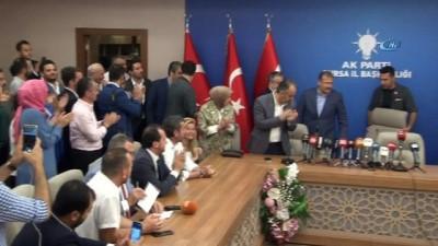 Başbakan Yardımcısı Çavuşoğlu: 'Yeni bir şahlanış dönemine girdik'