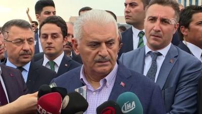 Başbakan Yıldırım: 'Erzurum'un Karaçoban ilçesinde meydana gelen hadisenin seçimlerle alakası yok' - ANKARA
