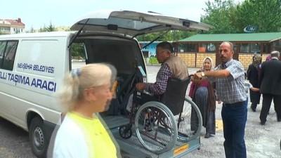 Engelli taşıma aracı olmasaydı oyunu kullanmayacaktı