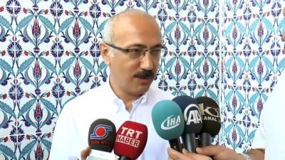 Kalkınma Bakanı Lütfi Elvan oyunu kullandı - MERSİN