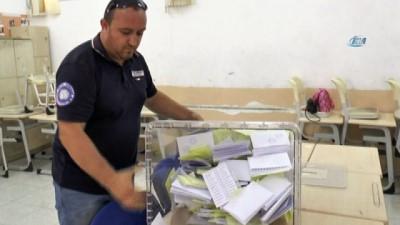 - KKTC'de Oy Verme İşlemi Tamamlandı