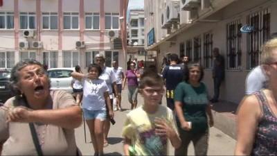 Rus gelinler Antalya'da sandık başına gitti