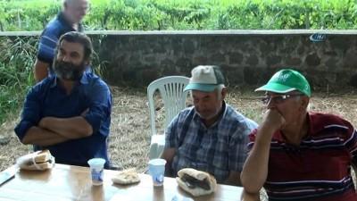 Seçim iddiasının kazananı köy halkı oldu