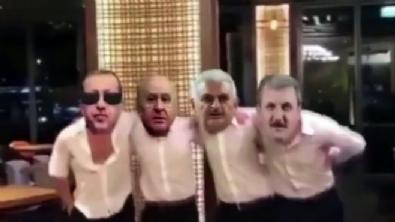 devlet bahceli - Seçim sonrası sosyal medyayı sallayan video