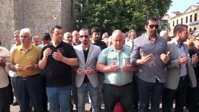 Trabzonlu iş adamı Oltan'ın cenazesi toprağa verildi - TRABZON