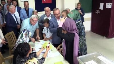 Türkiye sandık başında - ÇANAKKALE