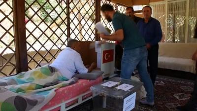 Türkiye sandık başında - HAKKARİ