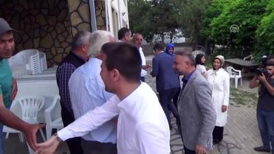 Türkiye sandık başında - Kahramankazan Belediye Başkanı Ertürk oyunu kullandı - ANKARA