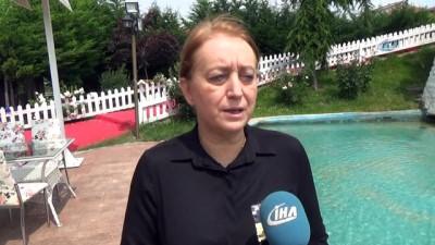 """AK Parti Bolu Milletvekili Arzu Aydın: """"Bolu siyasi tarihinde ilk kadın milletvekili olmanın da gururunu yaşamaktayım"""""""