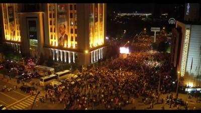 Cumhurbaşkanı Erdoğan: 'Milletimizin sandıkta verdiği mesajı da aldık' - ANKARA