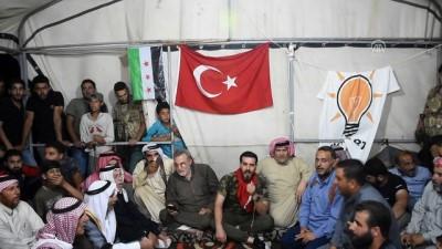 Erdoğan'ın seçim başarısı kutlanıyor - AFRİN/AZEZ