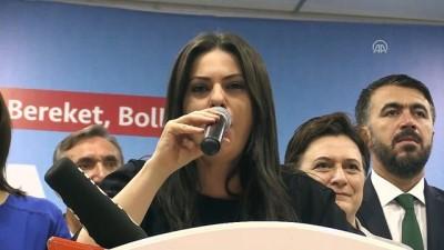Sarıeroğlu: ''Tüm Türkiye, tüm dünyaya vaktin Türkiye vakti olduğunu gösterdi'' - ADANA