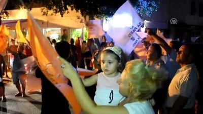 Seçim kutlamaları - İZMİR/MUĞLA/MANİSA