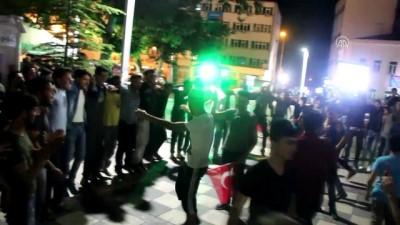 Seçim sonuçları kutlanıyor - ELAZIĞ / KAHRMANMARAŞ / KİLİS