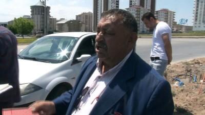 Sivas'ta güpegündüz silahlı soygun Haberi
