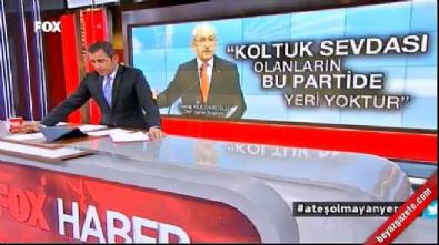 Fatih Portakal: Artık umut vermiyorsunuz Kemal bey!