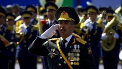 Azerbaycan ordusunun 100. kuruluş yıl dönümü kutlanıyor (2) - BAKÜ
