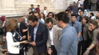 Başbakan Yıldırım'ın eşi Bursa'da