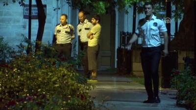 Fatih'te cami bahçesinde erkek cesedi bulundu - İSTANBUL