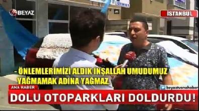 İstanbul'da dolunun adı bile yetti