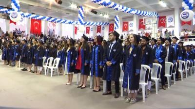 MÜ İletişim Fakültesi Mezuniyet Töreni - İSTANBUL
