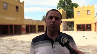 Turistler 'Hitit hapishanesi'nde konaklayacak - ÇORUM