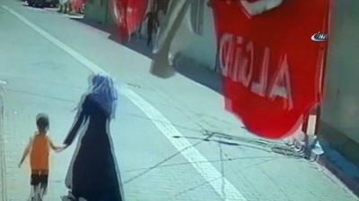 Yaşlı kadının 10 bin lirasını çalıp böyle kaçtılar