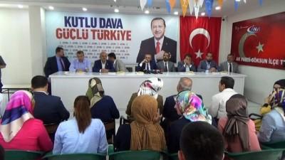 """AK Parti Sözcüsü Mahir Ünal: """"Kılıçdaroğlu milletin iradesine saygı duymuyor"""""""