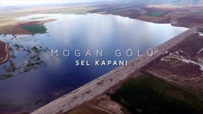 Başkenti taşkından Mogan Sel Kapanı önledi - ANKARA