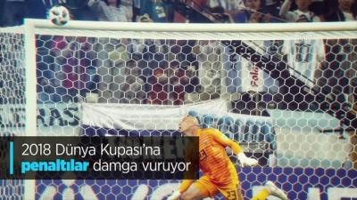 Dünya Kupası'na penaltı damgası