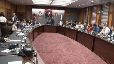 """Ekonomi Bakanı Zeybekci: """"ABD'nin aldığı karar bizi bağlamaz"""""""